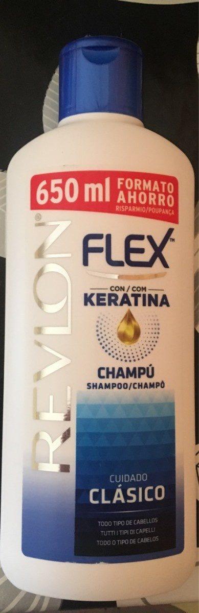 Shampoing à la kératine - Product - fr