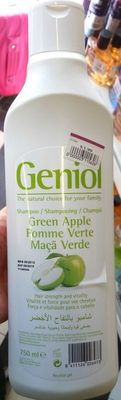 Shampooing Pomme Verte - Produit - fr