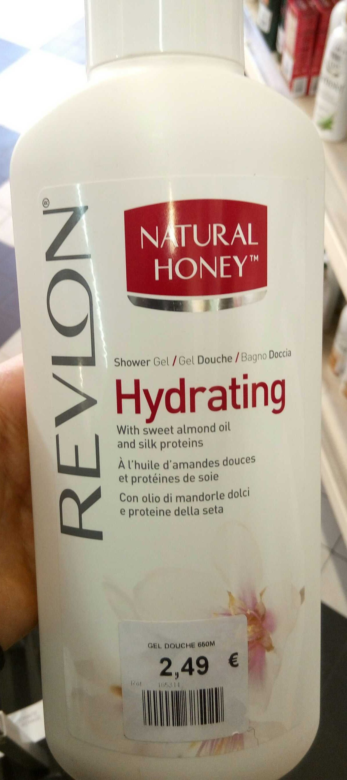 Natural Honey Hydrating - Produit