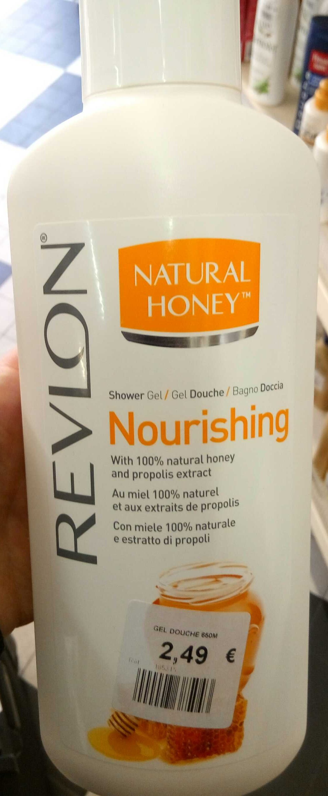 Natural Honey Nourishing - Product