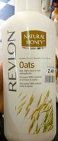 Natural Honey Oats - Product
