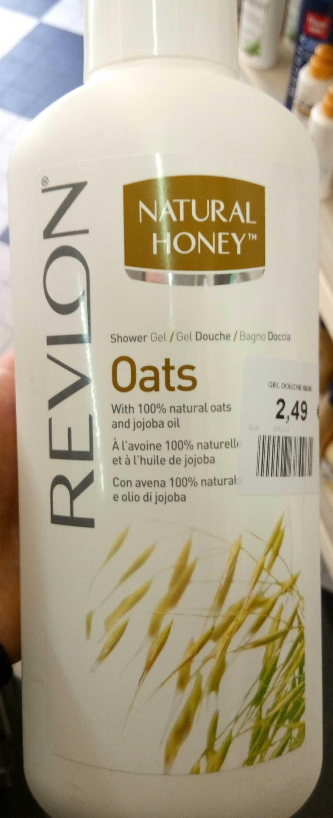 Natural Honey Oats - Produit - fr