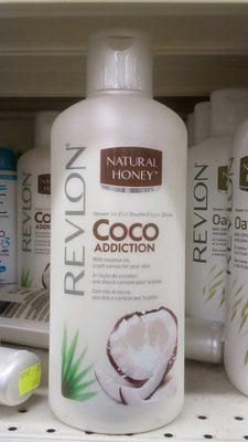 Gel douche miel coco - Produit - fr
