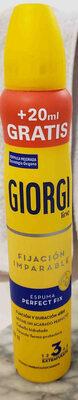 Espuma perfect fix Giorgi - Product - en