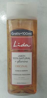 Jabón 100% natural de glicerina - Product - es