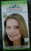Coloracion permanente - Product