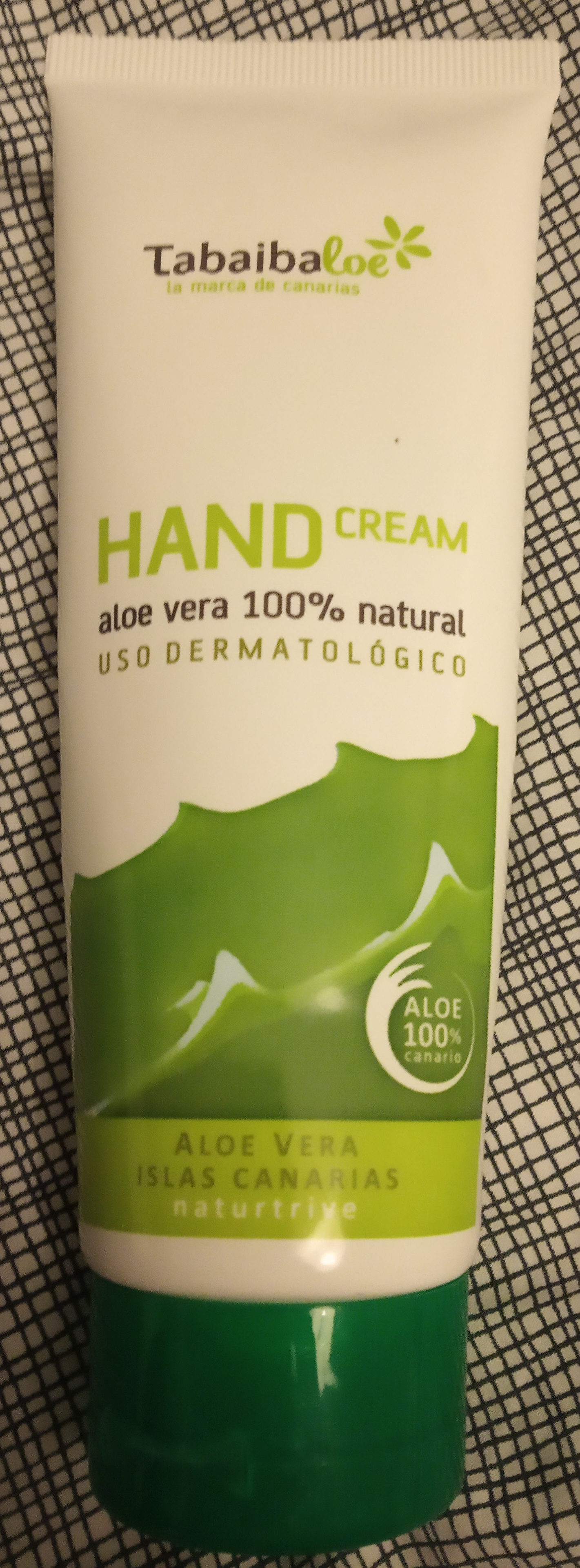 Tabaibaloe Handcream - Product