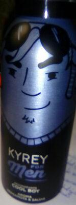 Desodorante kyrey for men - Produit - es