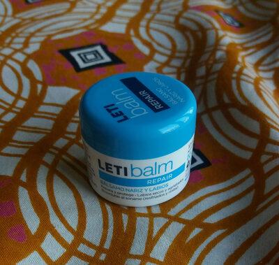 Letibalm Repair - Product