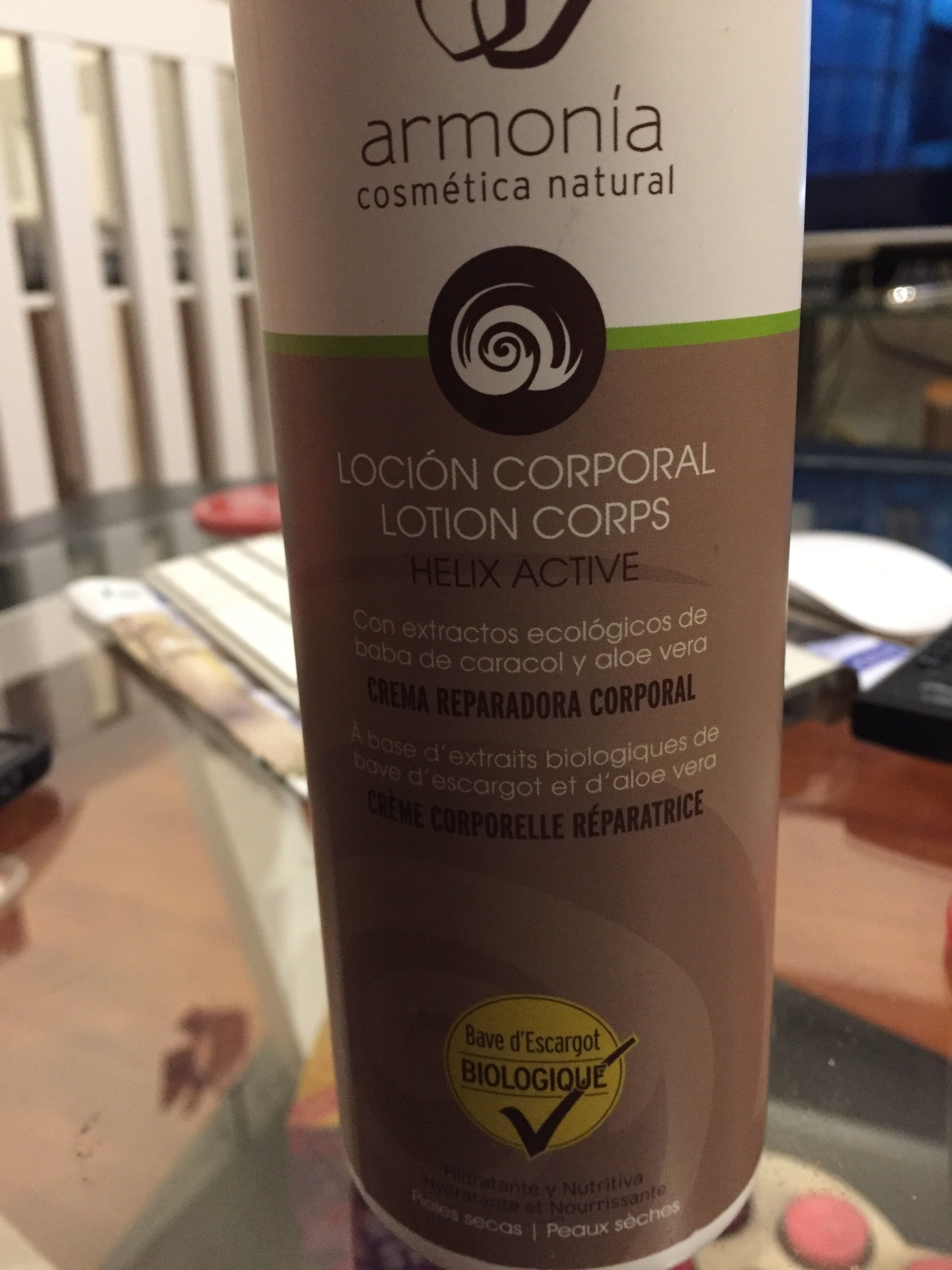 Lotion corporelle - Product - fr