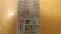 Herbal BIO Nature Rizos/Boucles/Curl Definition - Ingredients - es
