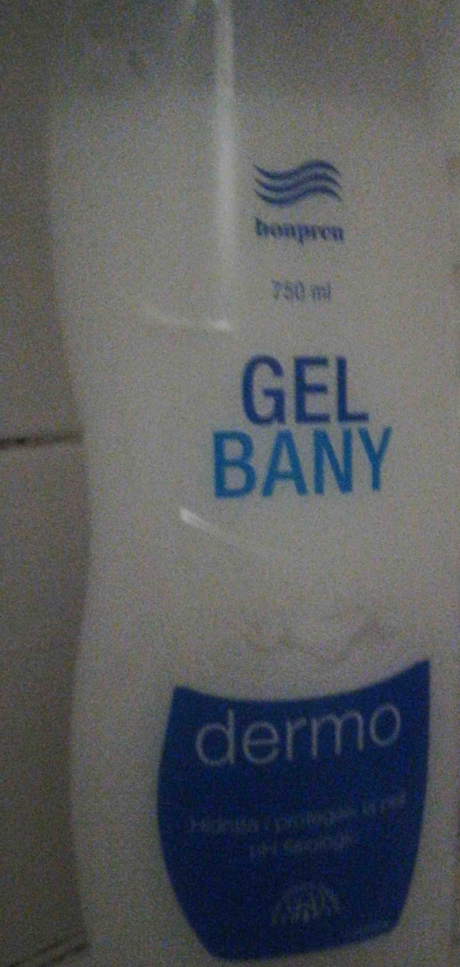 Gel bany - Product - en