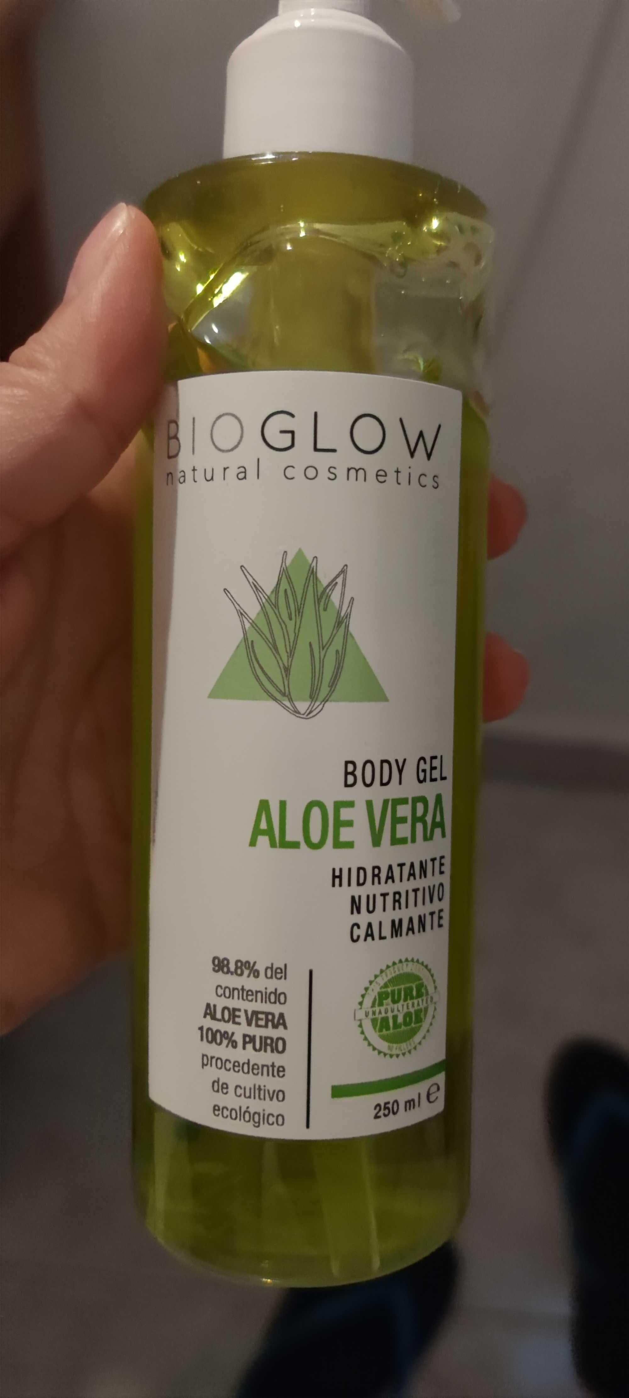 Body gel aloe vera - Product - es