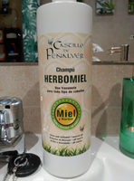 champu herbomiel castillo de peñalver - Product - en