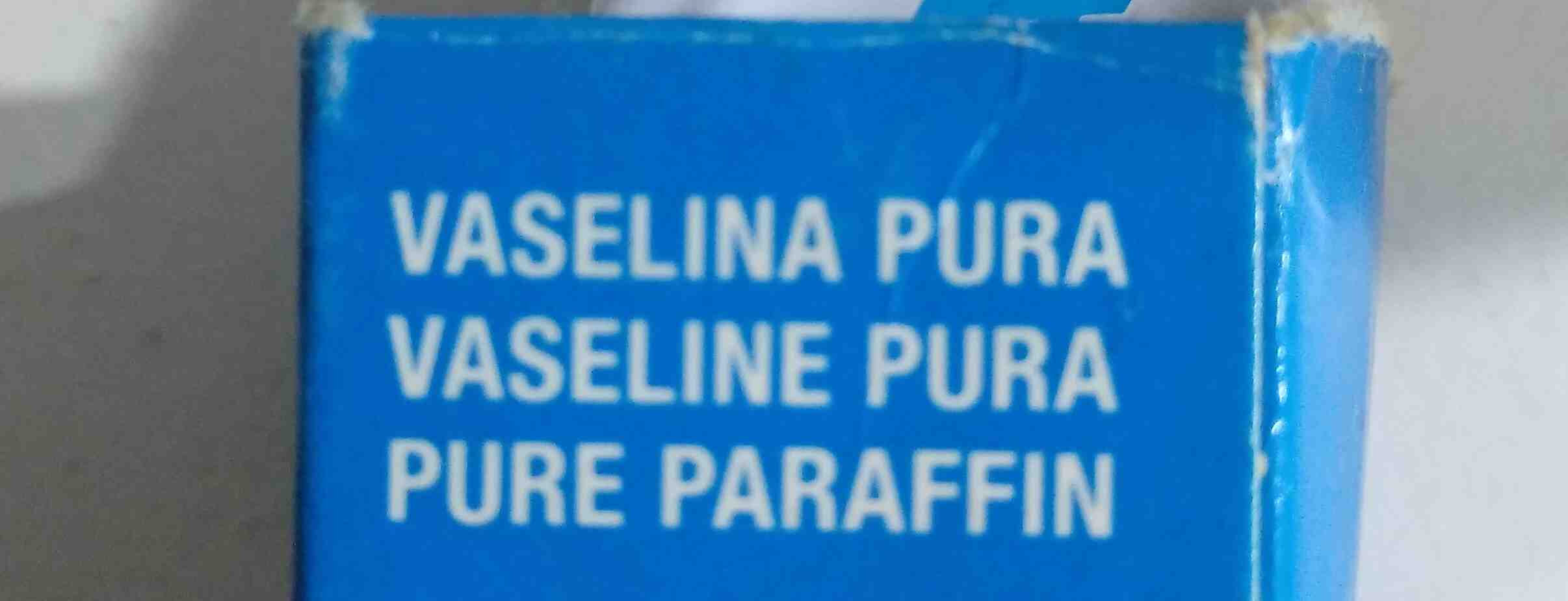 Vaselina pura - Ingredients - en