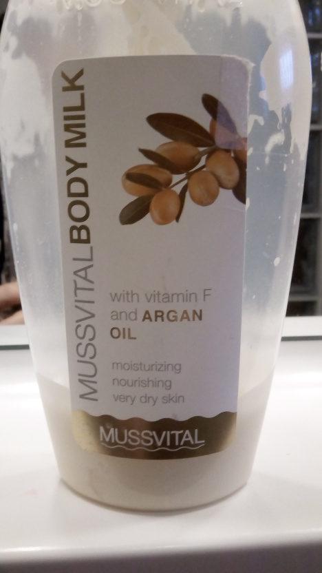 Body Milk - Produit
