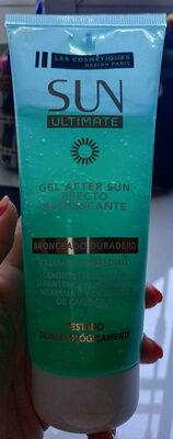 Gel after sun sun ultimate bote - Ingredients - en
