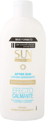 Loción hidratante after sun sun ultimate bote - Product - es