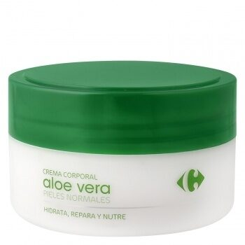 Crema corporal aloe vera pieles normales - Product - es
