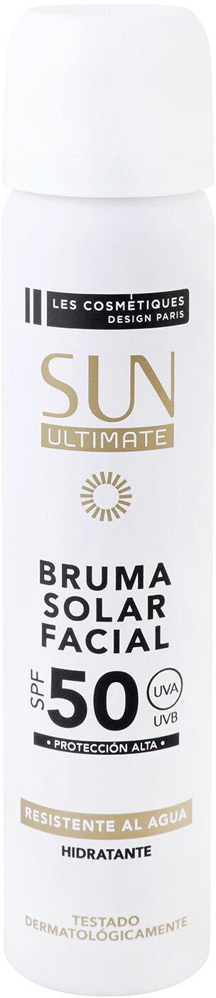 Bruma solar facial spf50 sun ultimate - Product - es