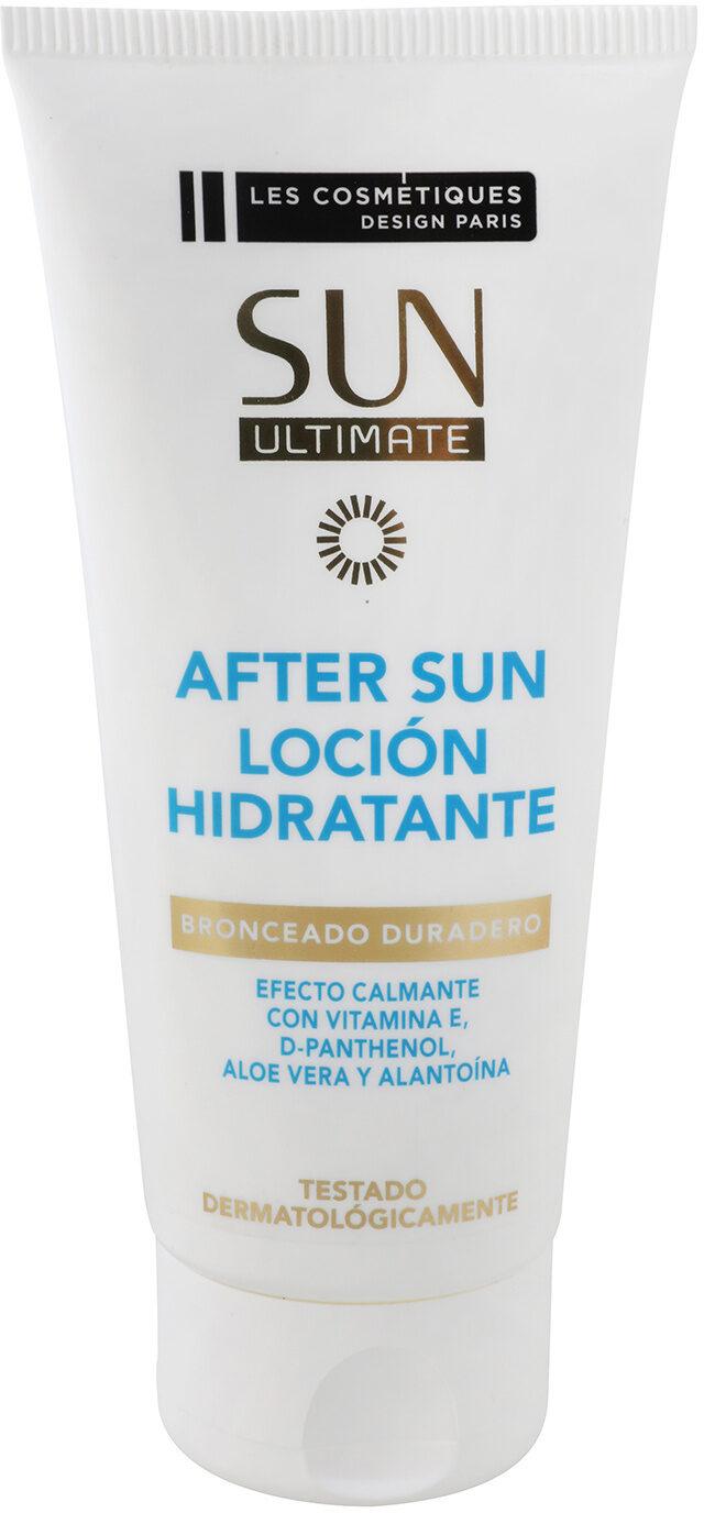 Loción hidratante after sun sun ultimate - Product - es