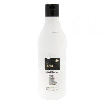 Gel de baño leche - Produit - es
