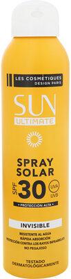 Spray solar invisible spf30 sun ultimate - Product - es