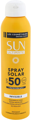 Spray solar invisible spf50 sun ultimate - Product