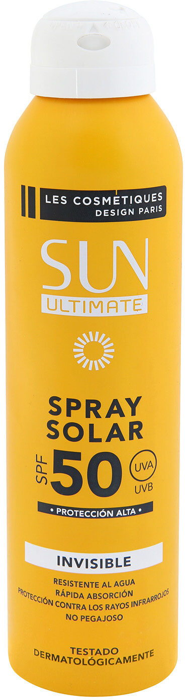 Spray solar invisible spf50 sun ultimate - Product - es