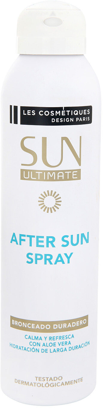 After sun spray sun ultimate - Product - es
