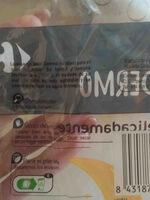 esponja Bebe Dermo - Ingredients - en