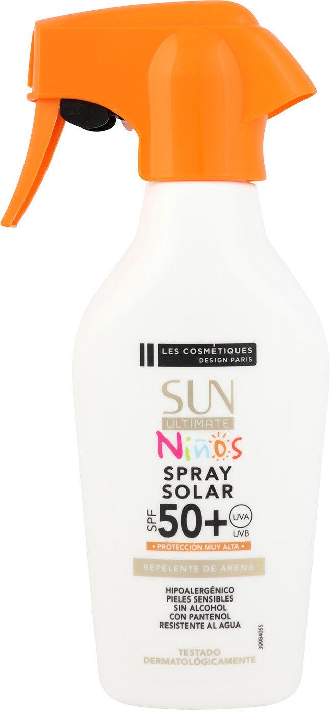 Spray kids spf50+ sun ultimate - Product - es