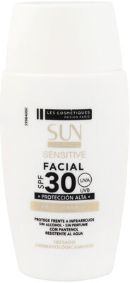 Facial pieles sensibles spf30 sun ultimate - Product - es
