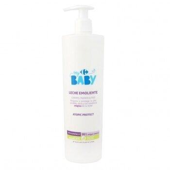 Leche emoliente para pieles con tendencia atopica my baby - Product - es