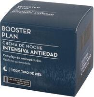 Crema antiedad intensiva de noche booster plan - Produit - es