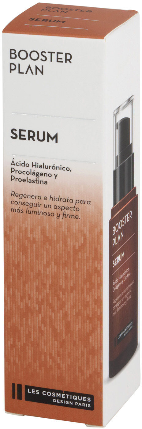 Serum booster plan - Product - es