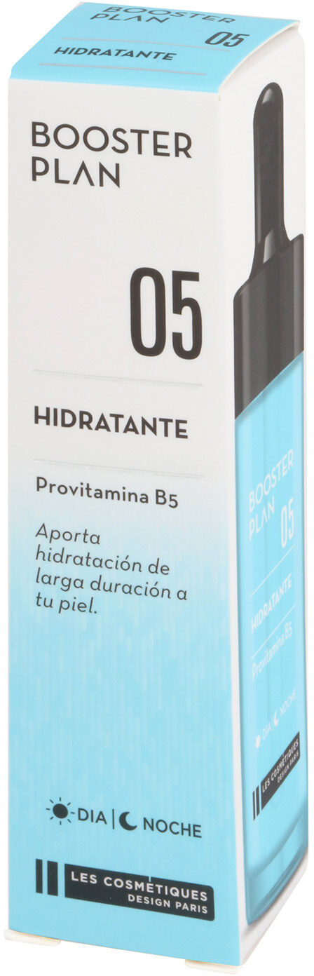 Booster ultra hidratante les cosmetiques nº5 booster plan - Product - es