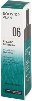 Booster efecto barrera les cosmetiques nº6 booster plan - Product - es
