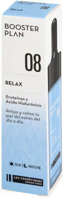 Booster relax les cosmetiques nº8 booster plan - Product - es
