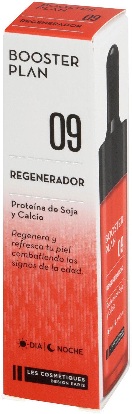Booster regenerador les cosmetiques nº9 booster plan - Product - es