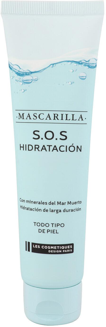 Mascarilla facial hidratación sos booster plan - Product - es