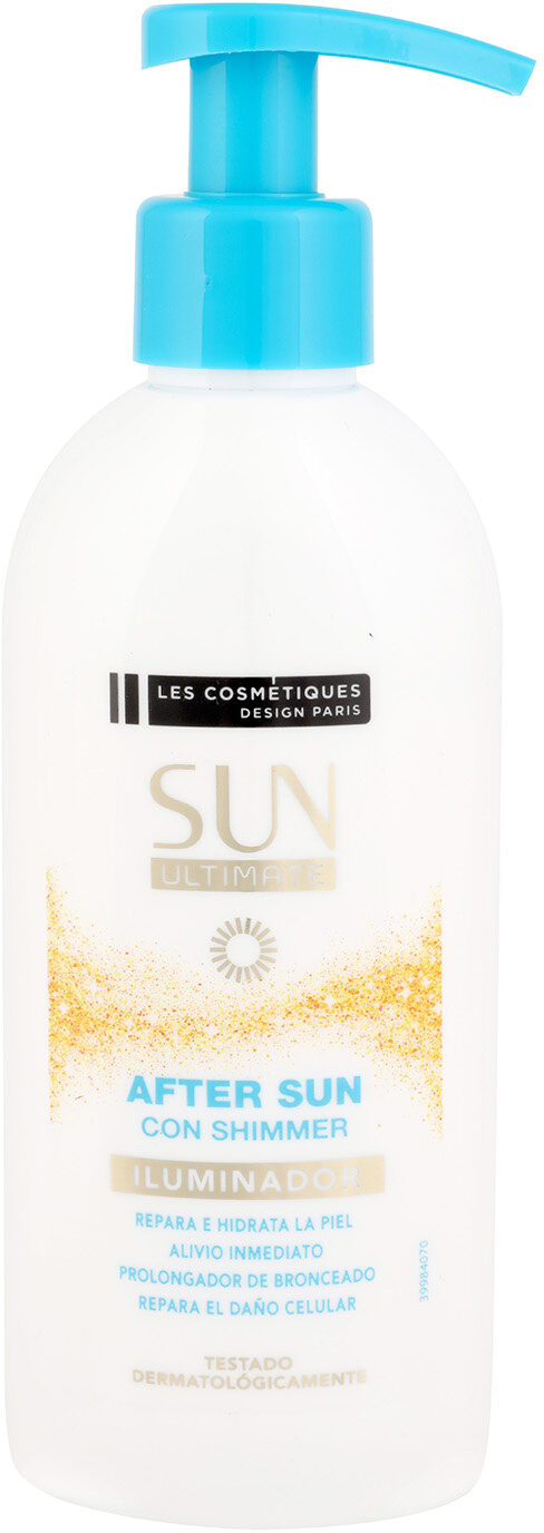 After sun shimmer sun ultimate - Product - es