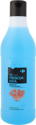 Gel de baño frescor azul - Product - es