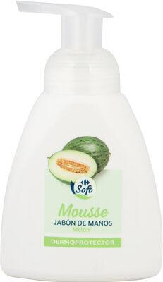 Mousse jabón de manos melón - Product - es