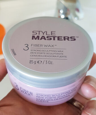 style masters fiber wax - Product - fr