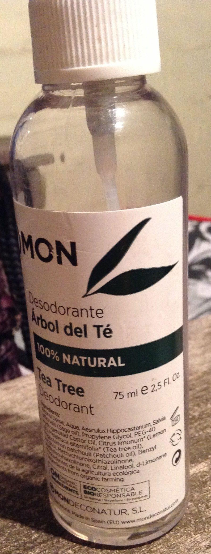 Desodorante Árbol del Té - Product - es