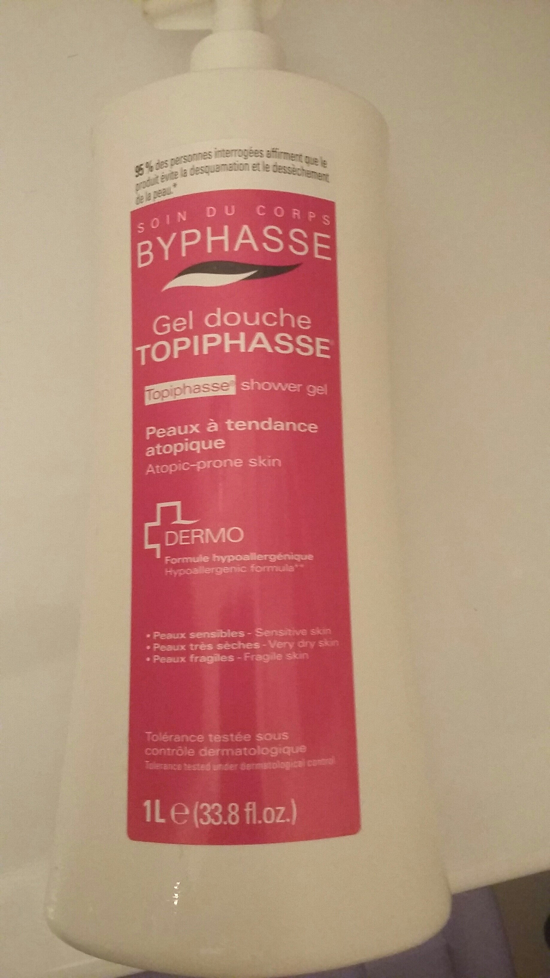 byphase gel douche - Product
