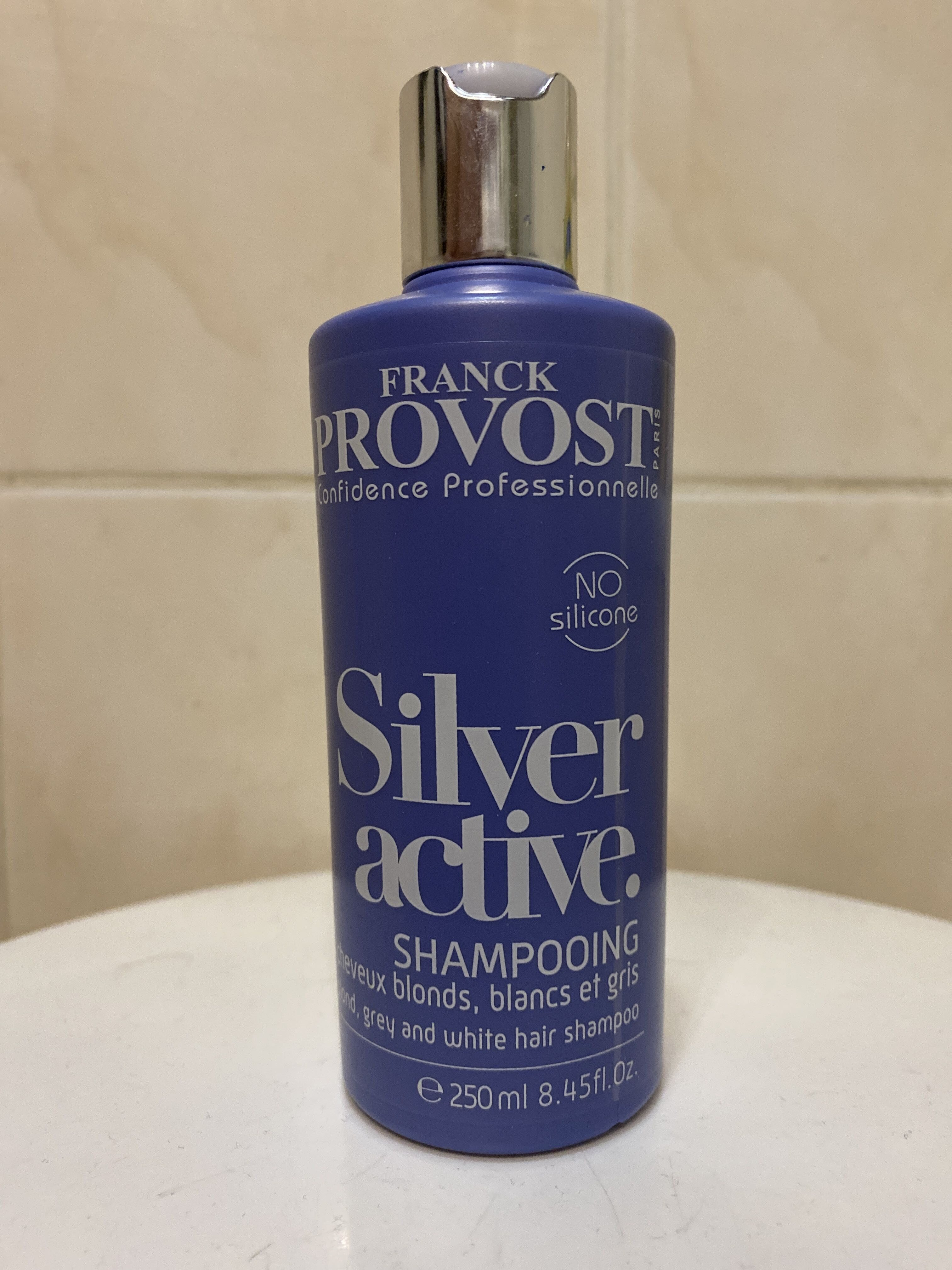 Silver Active Shampooing - Product