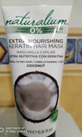 naturalium extra nourishing keratin hair mask - Product - en