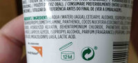 naturalium extra nourishing keratin hair mask - Ingredients - en